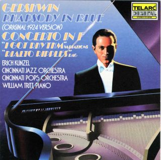 RHAPSODY IN BLUE/CONCERTO IN F