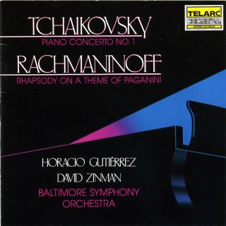 PIANO CONCERTO NO. 1/RHAPSODY ON A