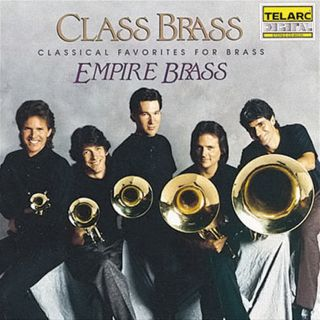 CLASS BRASS: CLASSICAL FAVORITES FO