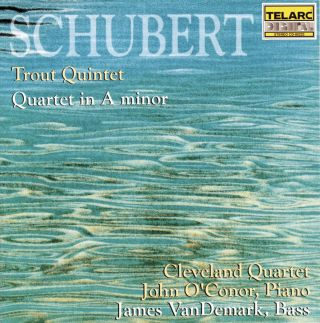 TROUT QUINTET / QUARTET IN A MINOR