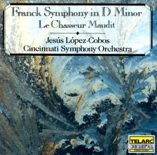 SYMPHONY IN D MINOR/CHASSEUR MAUDIT