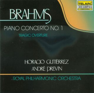 PIANO CONCERTO NO. 1 / TRAGIC OVERT