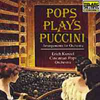 POPS PLAYS PUCCINI (ARRANGEMENTS FO