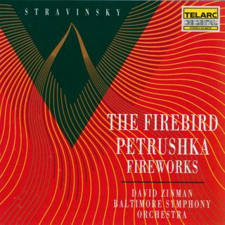 The Firebird/Petrushka/Fireworks, Op. 4