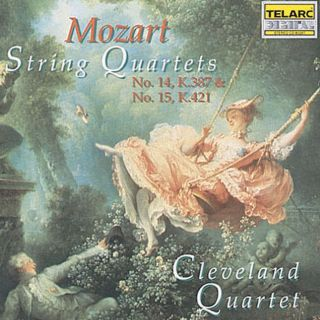 STRING QUARTETS NO. 14 & 15