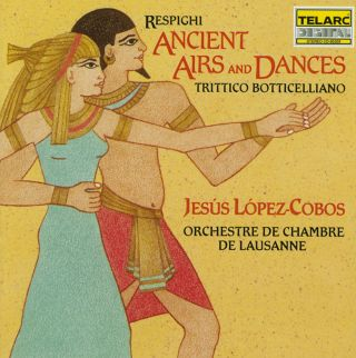 ANCIENT AIRS AND DANCES / TRITTICO