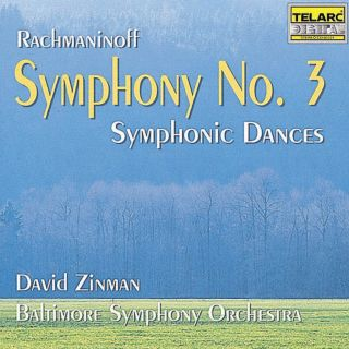 Symphony no. 3/Symphonic Dances