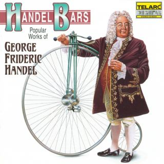 HANDEL BARS / POPULAR WORKS OF G.F.