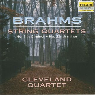 STRING QUARTETS OP. 51 NO. 1 & 2