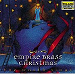 AN EMPIRE BRASS CHRISTMAS: THE WORL