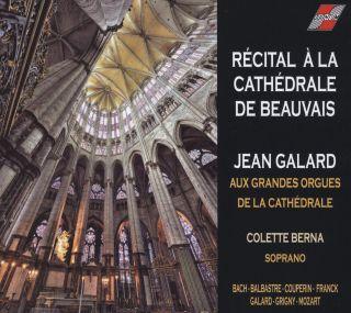 Récital à la Cathédrale de Beauvais
