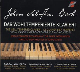 Das Wohlremperierte Klavier Vol.1