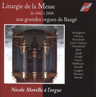 Liturgie de la Messe de 1642 à 2008