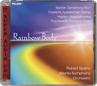 RAINBOW BODY / SYMPH. NR.1 / SUITE