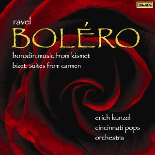 Bolero/Music from Kismet/Suites from Carmen