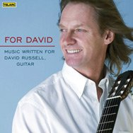Music written for David Russell, Guitar