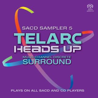 SACD SAMPLER 5 - TELARC & HEADS UP