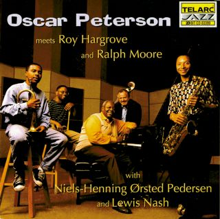 OSCAR PETERSON MEETS ROY HARGROVE &