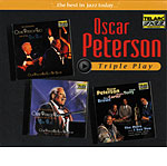 OSCAR PETERSON: TRIPLE PLAY