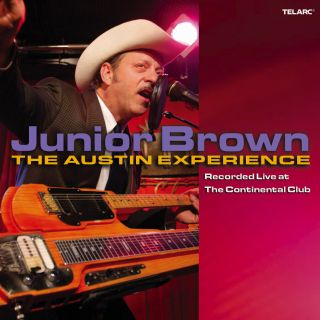 Live at The Continental Club / The Austin Experien