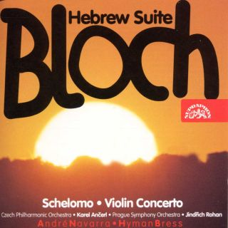 Schelomo/Hebrew Suite/