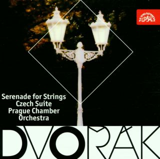 Serenade F.Strings/Czech Suite