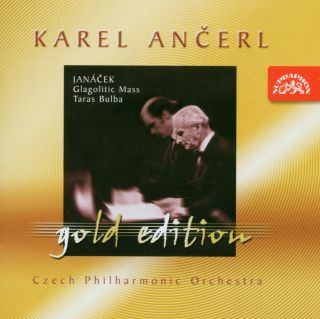 Ancerl Gold Edt.7: Glagolitic Mass, Taras Bulba