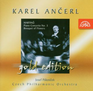 Ancerl Gold Edt. 12: Piano Concerto Nr. 3