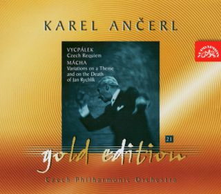 Ancerl Gold Edt. 21: Czech Requiem/Variations