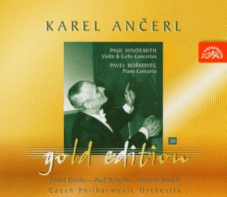 Ancerl Gold Edt. 30