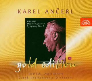 Ancerl Gold Edt.31: Violin & Cello Concerto