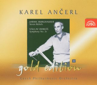 Ancerl Gold Edt.40: 7 Reliefs for Orchestra