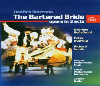 The Bartered Bride complete set