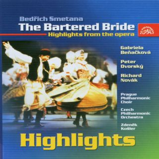 The Bartered Bride - highlights