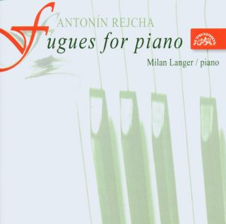 36 Fugues For Piano