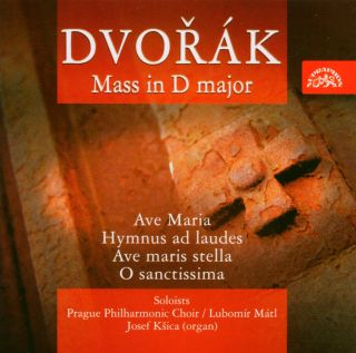 Mass in D-Major/Ave Maria/Ave Maris Stella/
