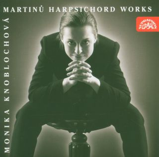 Martinu Harpsichord Works