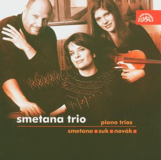 Trio in G minor/Trio in C minor/Elegy/Trio Quasi B