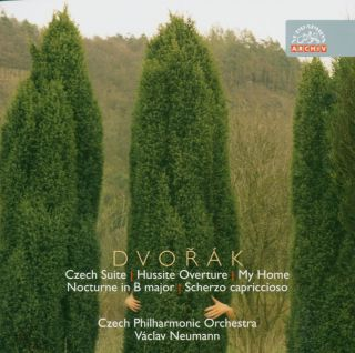 Czech Suite/Hussite Overture/My Home/Nocturne