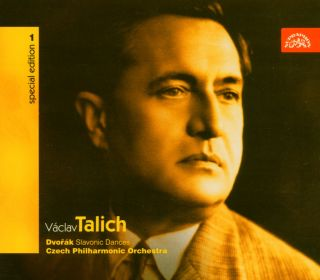 Slavonic Dances/Talich Special Edition Vol. 1