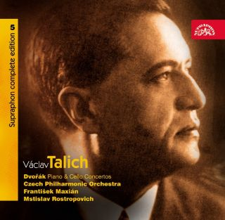 Piano & Cello Concertos/Talich Special Edit. Vol.5