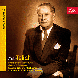 Concert Overtures/Talich Special Edition 11