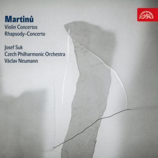 Violin Concertos Nos.1 and 2/Rhapsody-Concerto
