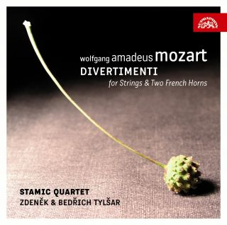 Divertimenti for String Quartet and Two Horns
