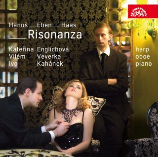 Risonanza - Czech Music for Oboe, Harp and Piano