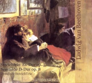 Streichtrio Es Dur Op 3/Serenade D Dur Op 8
