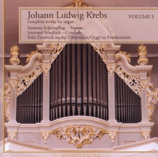 Complete Works for Organ Vol 5
