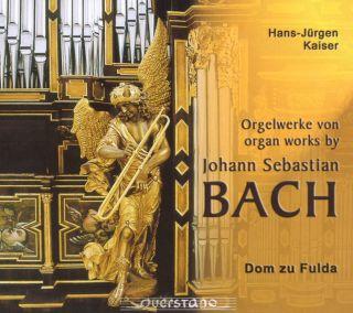 Orgelwerke von Johann Sebastian Bach aus dem Dom