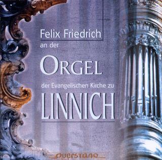 Der Orgel der Evangelischen Kirche zu Linnich
