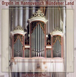 Orgeln im Hannoversch/Mundener Land